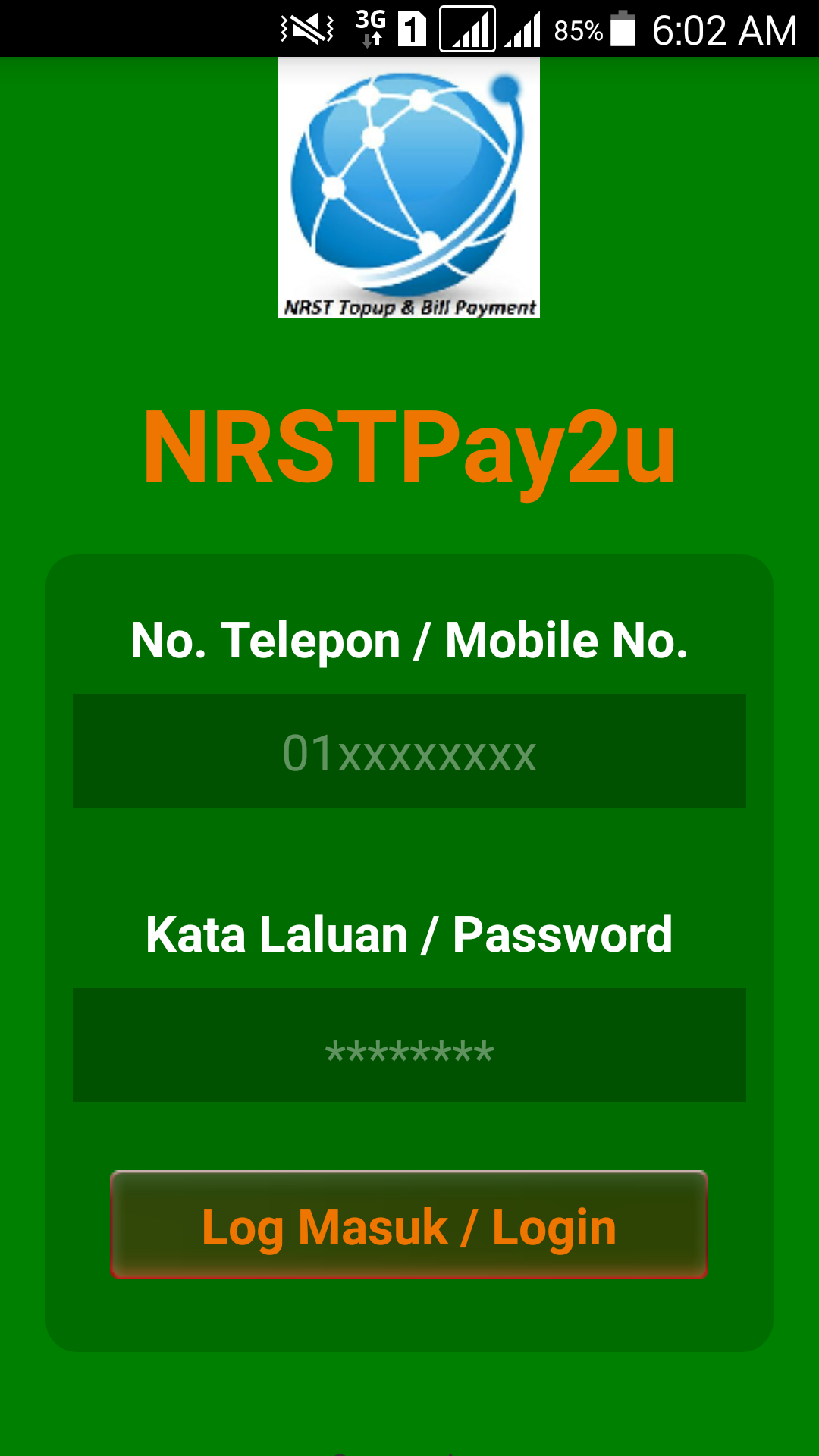 Epay Smart Printer Thermal – NRST Reload System Program